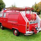 REF 68 1974 Volkswagen Type 2 Double-Cab Fire Engine by Branbridge -