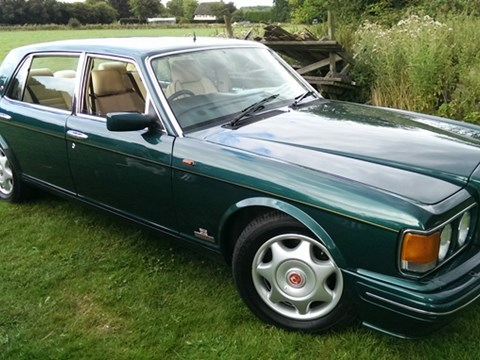 Ref 83 1997 Bentley Turbo RT