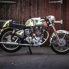 Ref 4 1965 Royal Enfield Cafe Racer (500cc) -