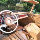 Ref 17 1968 Mercedes-Benz 250 SL Roadster -