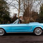 Ref 25 1966 Ford Mustang Convertible -
