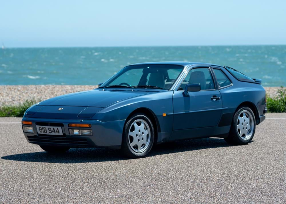 Lot 203 - 1991  Porsche 944 Turbo