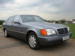 Navigate to Lot 217 - 1993 Mercedes-Benz 600SEL