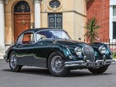 Navigate to Lot 273 - 1958 Jaguar XK150 Fixedhead Coupé