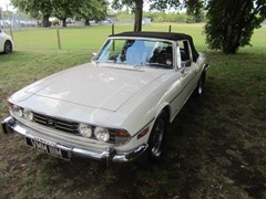 Navigate to Lot 224 - 1974 Triumph Stag
