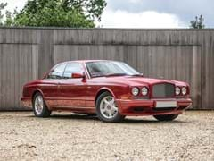 Navigate to Lot 236 - 1994 Bentley Continental R