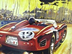 Navigate to Le Mans posters