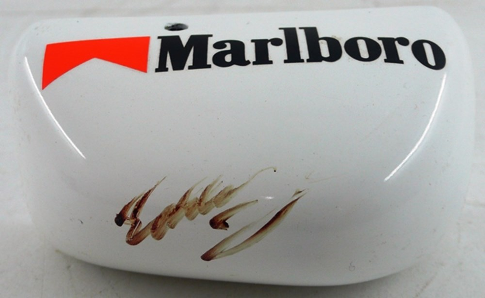 Lot 118 - Jordan 195 wing mirror