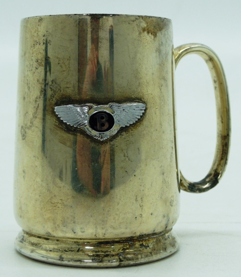 Lot 059 - Bentley tankard