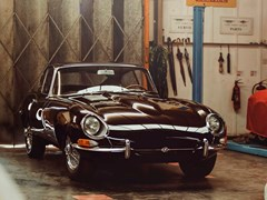 Navigate to Lot 138 - 1962 Jaguar E-Type Series I Fixedhead Coupé