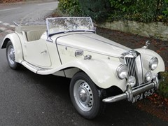Navigate to 1954 MG TF