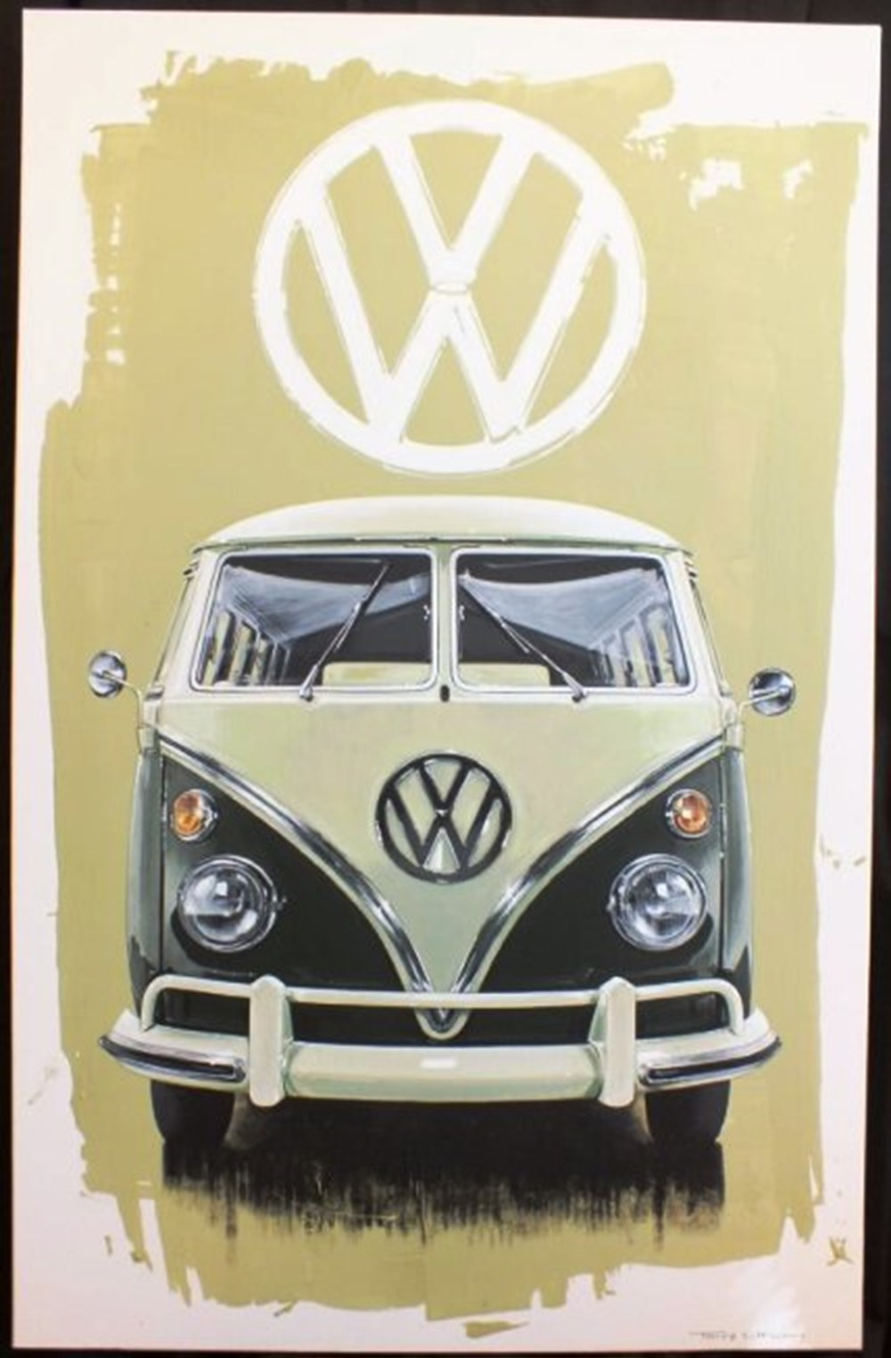 Lot 057 - VW Camper Tony Upson original