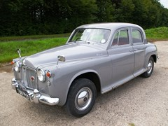 Navigate to Lot 116 - 1958  Rover 90 P4