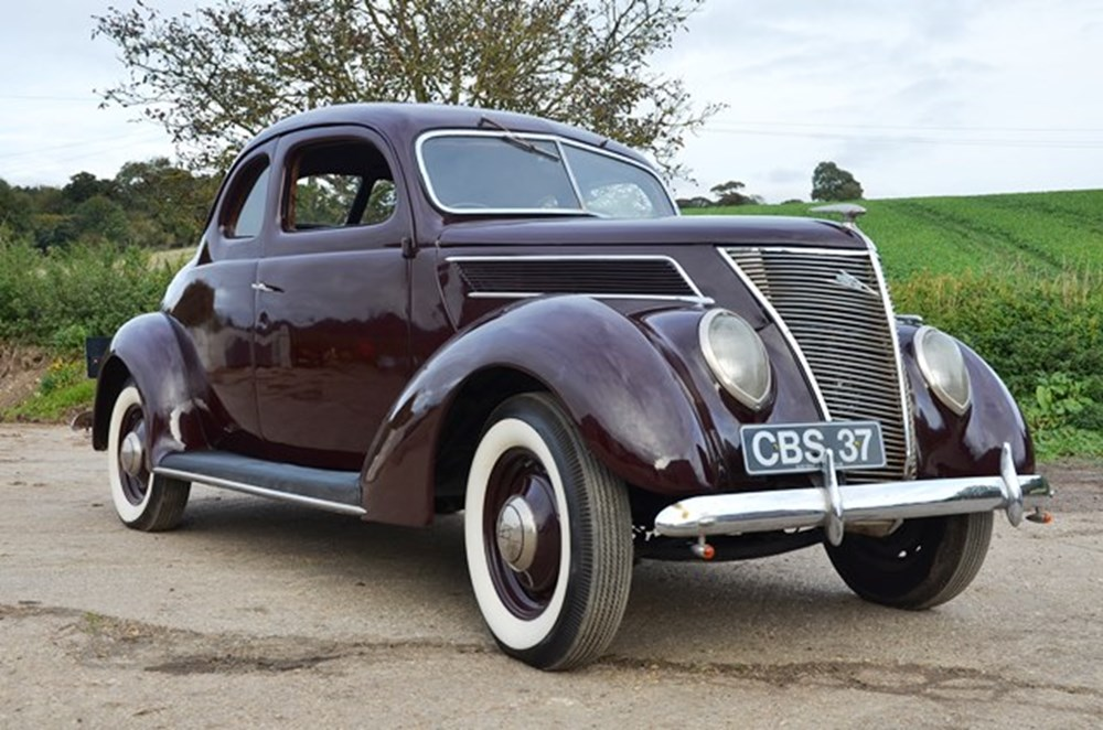 Lot 225 - 1937 Ford 78-770 Coupé