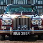 Ref 10 1967 Rolls-Royce Two-Door by Mulliner Park Ward -