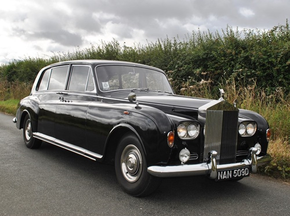 Lot 280 - 1966 Rolls-Royce Phantom V