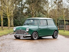 Navigate to Lot 267 - 1964 Austin Mini Cooper Mk. I (997cc)