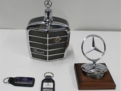 Navigate to Mercedes-Benz collectables.