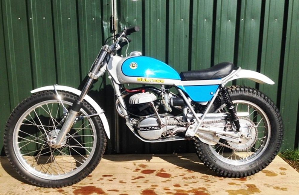 1975 Bultaco Sherpa T Trials - Classic & Sports Car Auctioneers