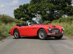 Navigate to Lot 159 - 1963 Austin Healey 3000 Mk. II BJ7
