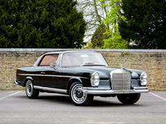 Navigate to Lot 218 - 1965 Mercedes-Benz 220 SE Coupé