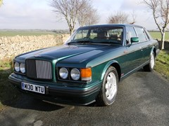 Navigate to Lot 243 - 1994 Bentley Turbo S
