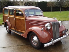Navigate to Lot 298 - 1951 Ford V8 Pilot 'Woody'