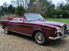 Navigate to Lot 128 - 1968 Rolls-Royce Drophead Coupe by MPW