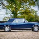 Ref 143 1982 Rolls-Royce Corniche Convertible to Bentley Continental Specification -