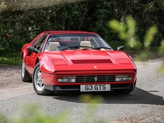 Navigate to Lot 160 - 1990 Ferrari 328 GTS