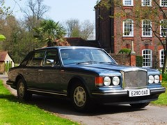 Navigate to Lot 330 - 1987 Bentley Eight