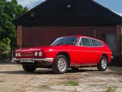 Navigate to Lot 287 - 1971 Reliant Scimitar GTE