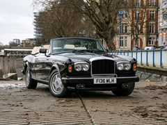 Navigate to Lot 249 - 1988 Bentley Continental Convertible