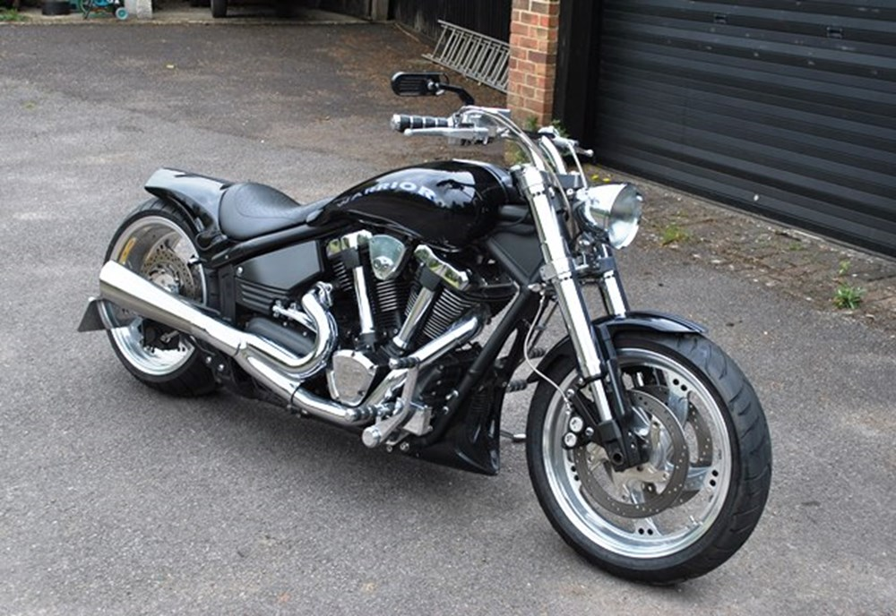 Lot 332 - 2005 Yamaha Warrior XV1700 Custom