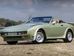 Navigate to Lot 193 - 1987 TVR 420 SEAC (1987 motor show car)