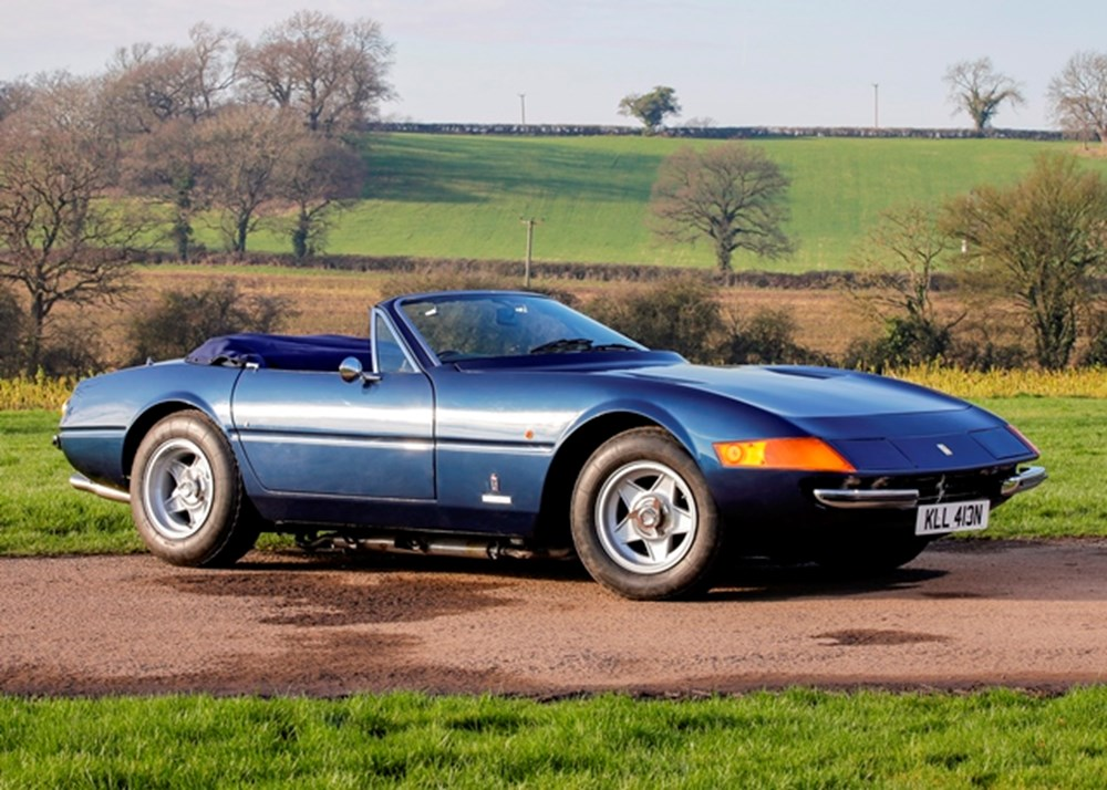 Lot 201 - 1974 Ferrari 365 GTB/4 Daytona Spider Recreation