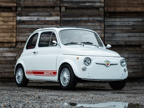 Ref 19 1971 Fiat 500L Abarth Recreation