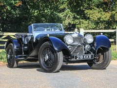 Navigate to Lot 149 - 1982 Jaguar SS100 to Suffolk Specification (3.4 litre)