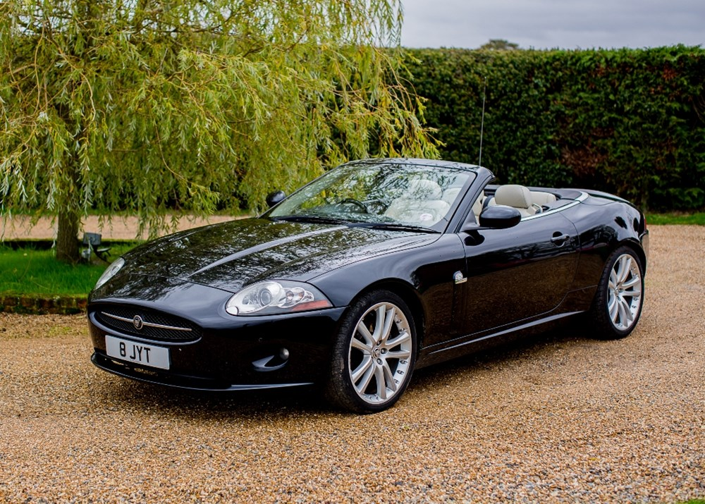 Lot 106 - 2006 Jaguar XK Convertible