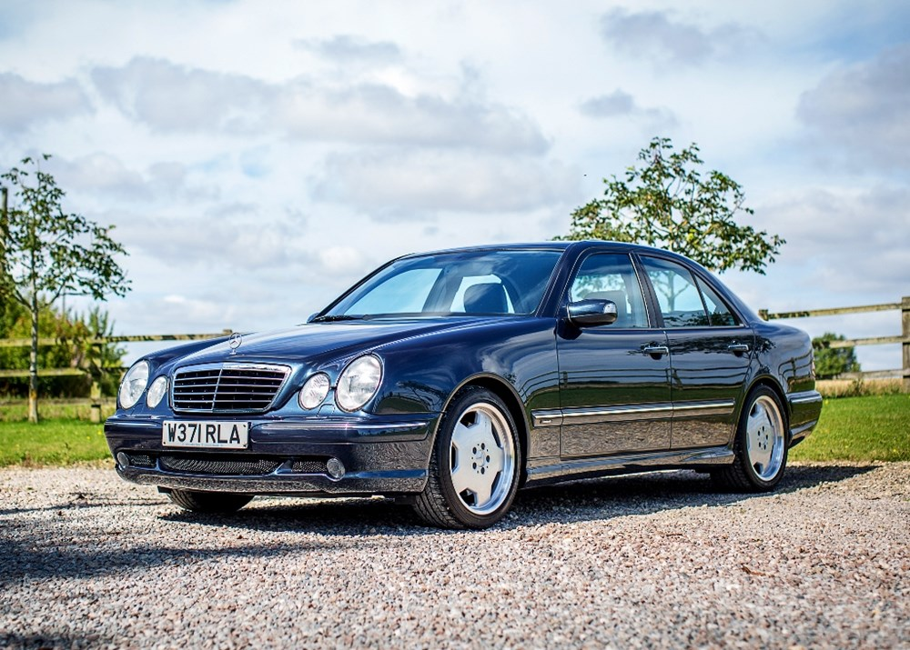 Lot 130 - 2000 Mercedes-Benz E55 AMG