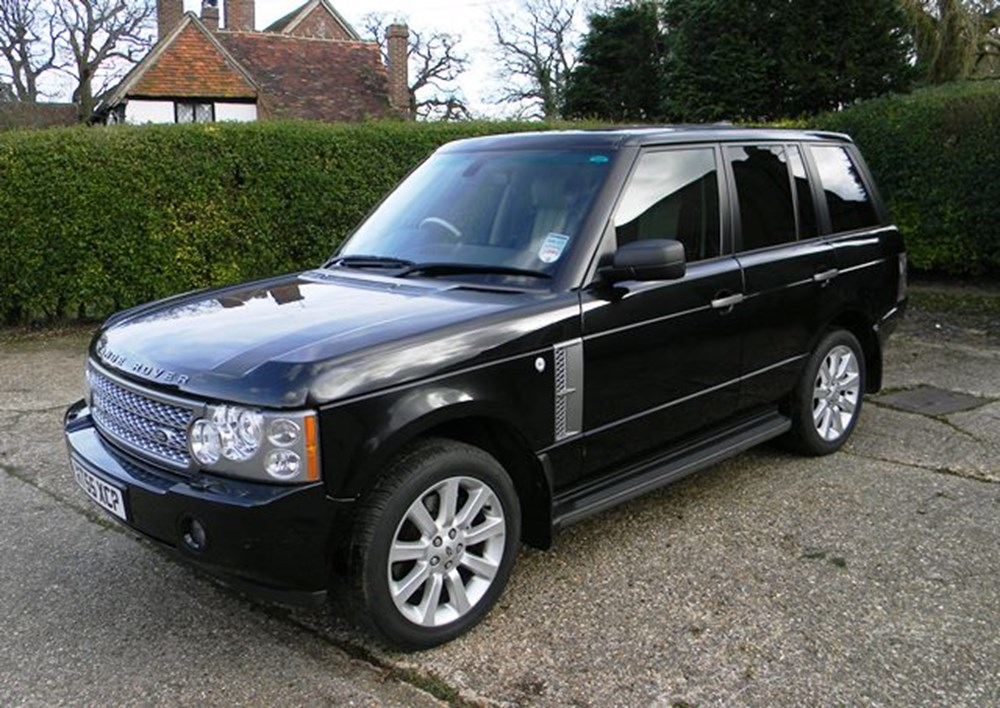 Lot 292 - 2005 13038 Supercharged Autobiography