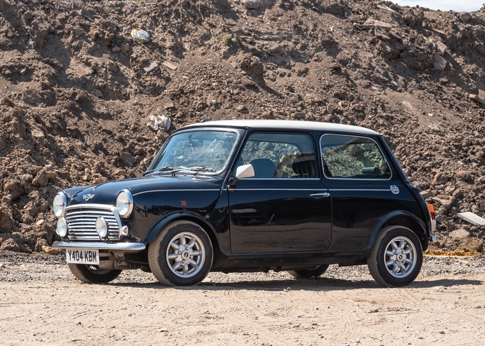 Lot 266 - 2001 Rover Mini Cooper
