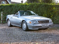 Navigate to Lot 213 - 1995 Mercedes-Benz SL 500