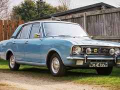 Navigate to Lot 113 - 1969 Ford Cortina 1600 Super