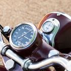 Ref 110 1955 Ariel NH Red Hunter 350cc -