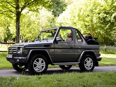 Navigate to Lot 180 - 2012 Mercedes-Benz G-Wagon 350 Cabriolet