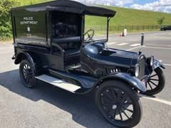 Navigate to Lot 128 - 1922 Chevrolet Light 490 Police Truck