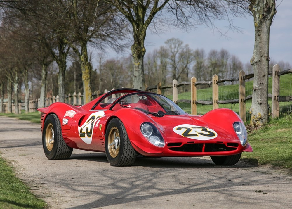 Lot 146 - 1967 Ferrari 330 P4 Evocation