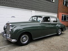 Navigate to Lot 284 - 1958 12858 S1 Standard Steel Saloon