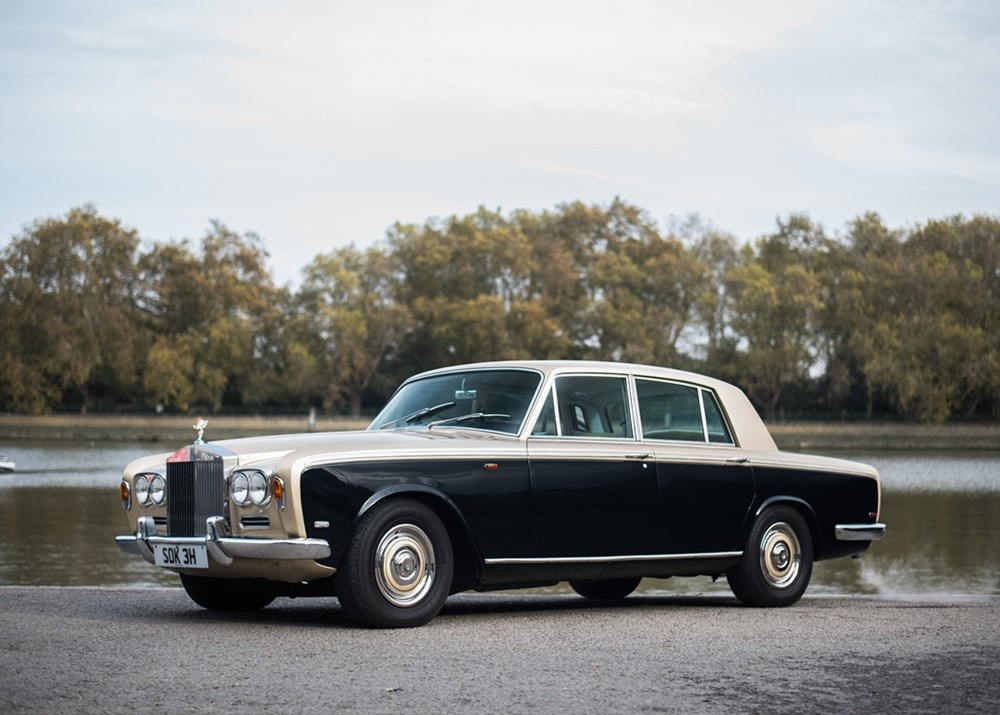 Lot 230 - 1969 Rolls-Royce Silver Shadow I